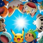 Pikachu Maskot Timnas Jepang di Piala Dunia 2014