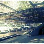 Tempat Parkir Atap Tanaman