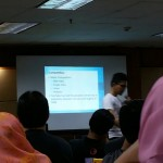 Peserta di Seminar Youtube