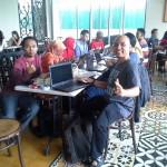 Tempat Nongkrong Kafe Kopitiam QQ Bintaro BEC