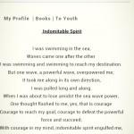 Puisi Inspirasi dan Motivasi dari India