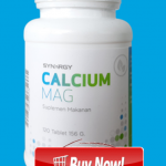 Jual Produk kesehatan Suplemen Calcium Magnesium untuk Tulang dan Osteophorosis