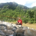 Wisata Murah di Jembatan Gantung Sompok Imogiri Bantul Jogja