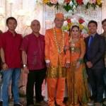 Foto Pernikahan Pakaian Adat Melayu Temenku
