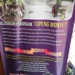 Alasan Pelarangan Topeng Monyet di Jakarta