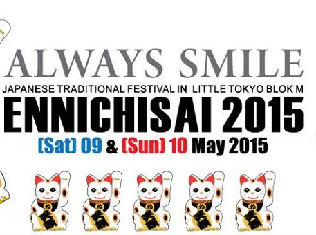 Acara Japan Festival 2015 Matsuri Jakarta