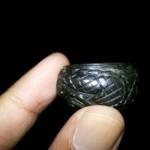 Cincin Batu Serpentine