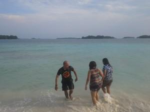 Tempat Wisata di Bali Pantai Pandawa