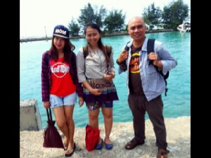 Pulau Bulat Tempat Wisata Kepulauan Seribu