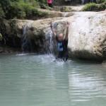 Tempat Wisata Alam Unik Air Terjun Lepo Dlingo Yogyakarta