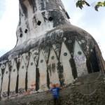 Arsitektur Bangunan Gereja Unik di Indonesia Gereja Ayam Banyak Angrem Magelang