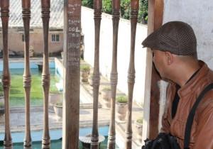 Mas Wahyu Wisata di Jogja Taman Sari