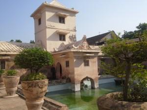 Taman Sari Wisata di Jogja