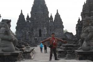 Wisata Candi Sewu Jawa Tengah