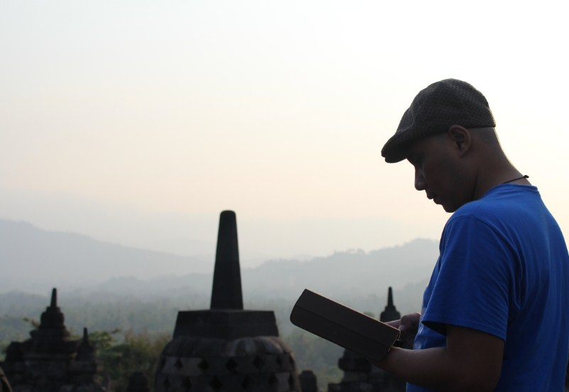 Kata Bijak Tao Tentang Traveling