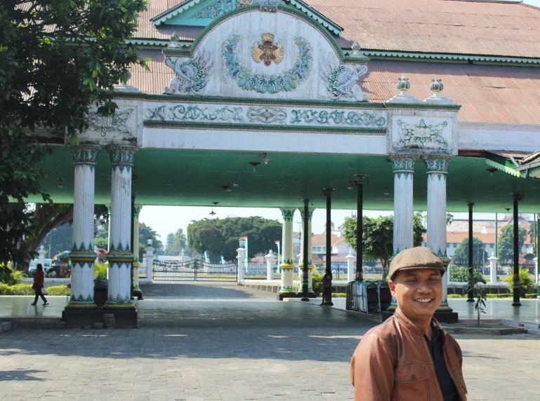 Tempat Wisata Kraton Yogyakarta Mas Wahyu Didik