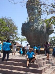 Wisata Bali Garuda Wisnu Kencana