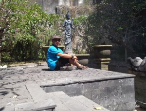 Wisata Bali Taman Garuda Wisnu Kencana
