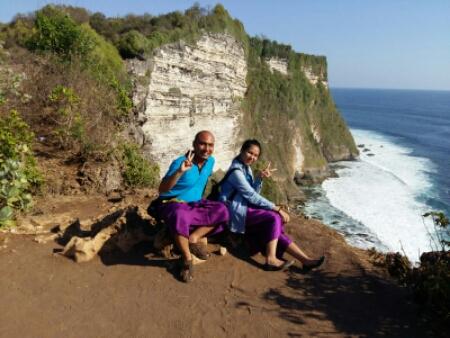 Tempat Wisata Alam Indah Bali Uluwatu
