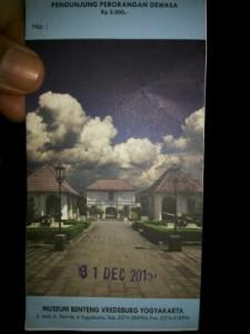 Museum Benteng Vredeberg Yogyakarta Obyek Wisata Sejarah di Jogja