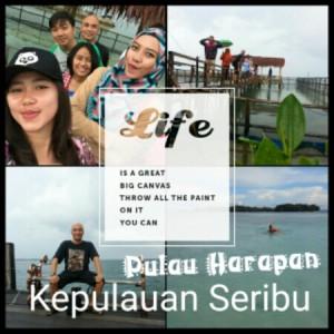Tempat Wisata Jakarta: Pulau Harapan atau Pulau Kelapa