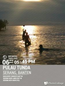 Pulau Tunda Tempat Wisata Serang Banten