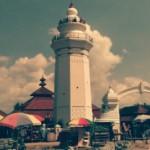 Tempat Sejarah Masjid Banten Lama