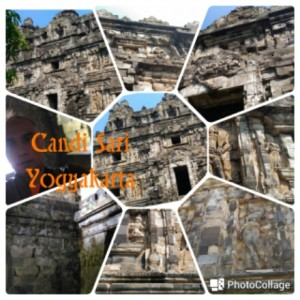 Wisata di Tempat Bersejarah Yogyakarta Candi Sari Kalasan VIDEO