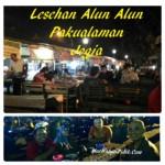 Wisata Malam Tempat Ngopi Jogja Alun Alun Pakualaman
