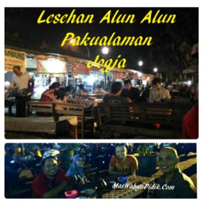 Tempat Hangout di Jogja Lesehan Pakualaman