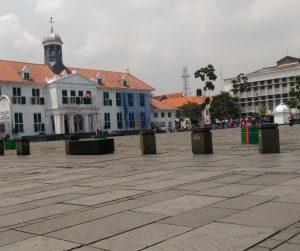 Wisata Kota Tua Museum Fatahillah Square Tempat Hunting Foto di Jakarta
