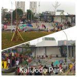 Taman Jakarta Barat Kalijodo Park Sekarang