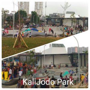 Taman Kalijodo Park Jakarta Sekarang