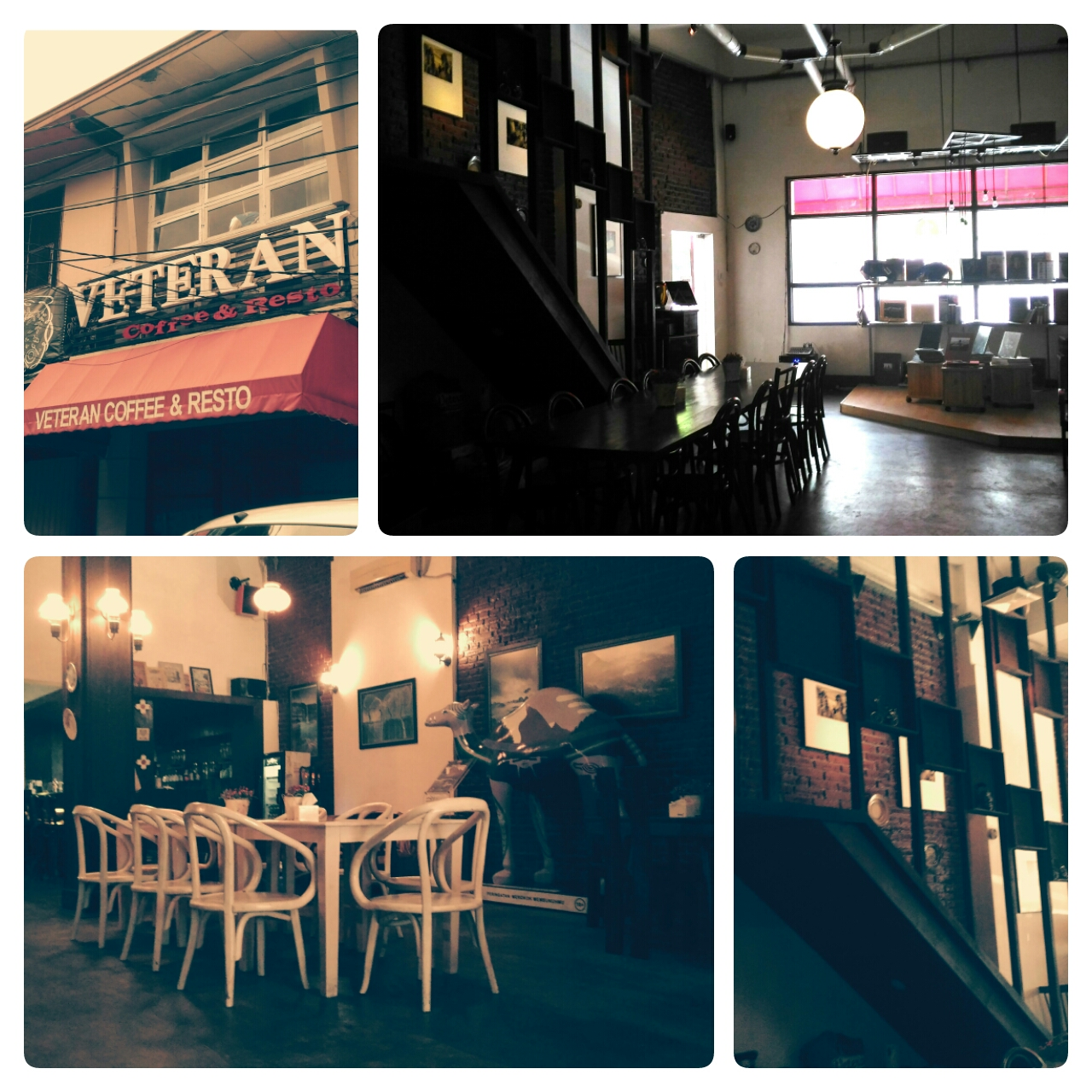 Kafe unik di Jakarta Pusat