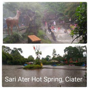 Sari Ater Ciater Hot Spring