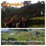 Situs Megalitikum Gunung Padang Piramida Tempat Wisata Cianjur