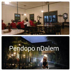 Pendopo Ndalem Resto Yogyakarta