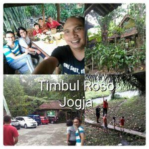 Rumah Makan Timbul Roso Saung di Jogja