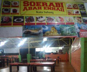 Tempat Nongkrong di Subang Soearabi Abah Tempat Makan di Subang Kota