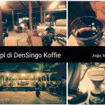 Cafe Unik Instagramable di Jogja: Den Singo Koffie