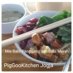 Mie Babi Panggang di Jogja: Pig Goo Kitchen