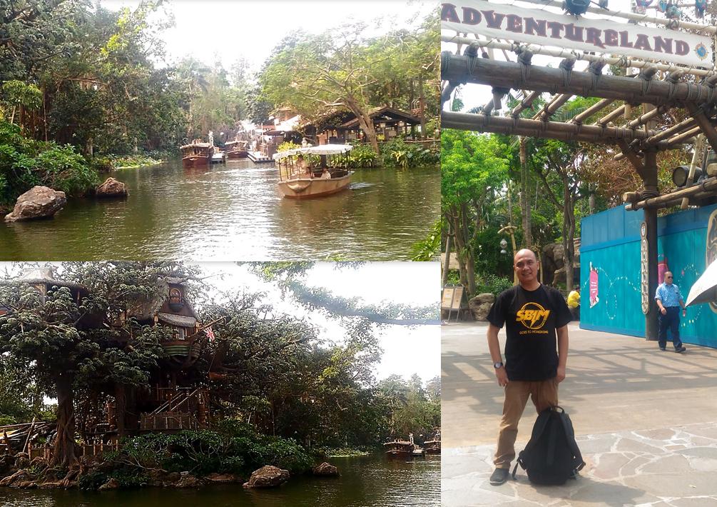 Cerita Liburan ke Hongkong Disneyland Adventureland