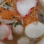 Mie Sop Medan HaHa di Jelambar Jakarta Barat