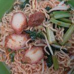 Bakmi Garing Vegetarian Jelambar Jakarta Barat