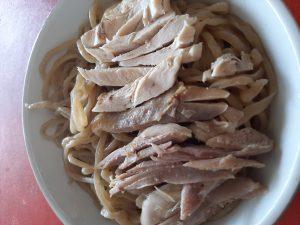 Bakmi Ayam Alung: Mie Ayam Enak Halal di Grogol, Jakarta Barat