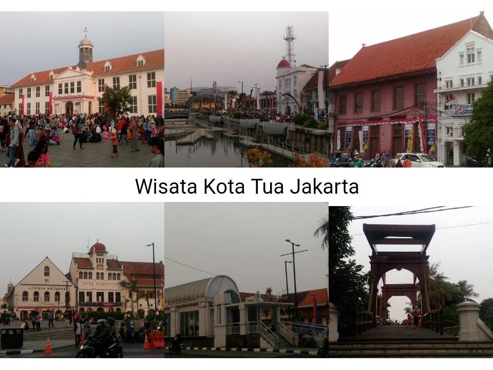 Wisata Kota Tua: Tempat Wisata di Jakarta Barat | Mas ...